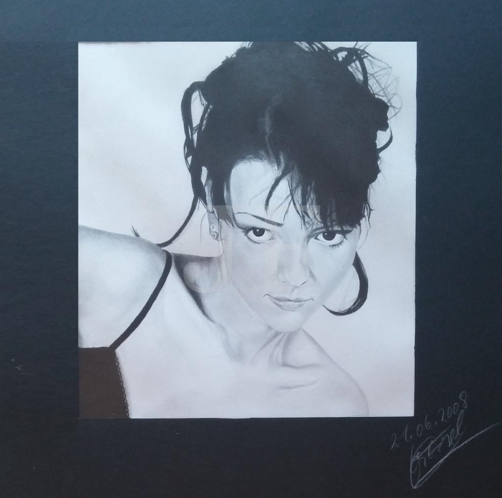 Portrait Gina