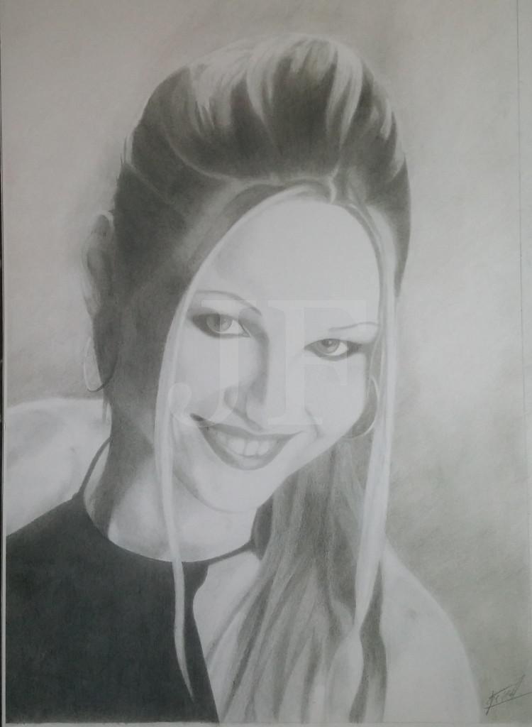 Portrait Diana
